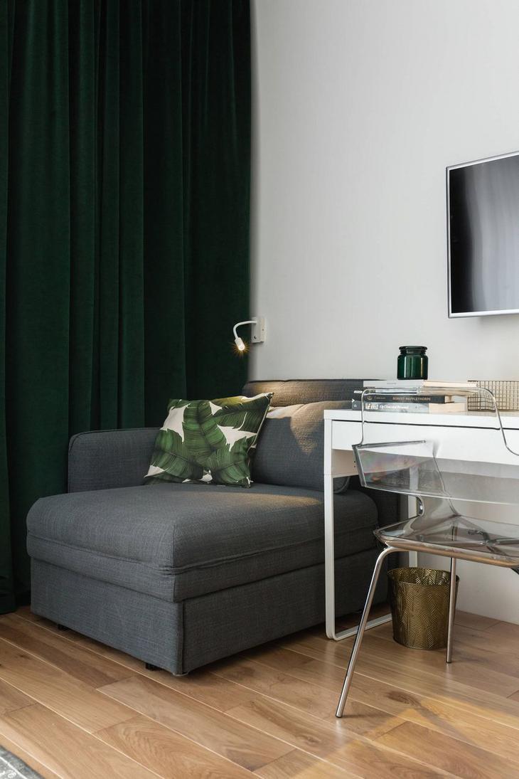 ремонт в однокомнатной квартире