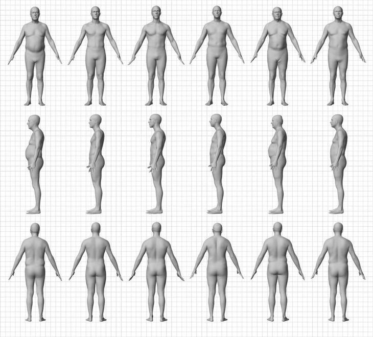 Как узнать свой идеальный вес по формуле Брока