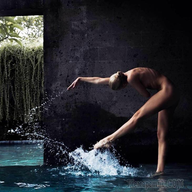 Сексуальная йога, которая вдохновит каждого