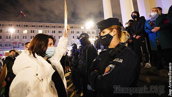 Польше аукнулась ее ненависть к Лукашенко