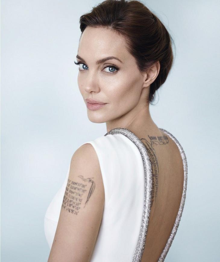 Нулевые Анджелины Джоли  идеал красоты, идеальная внешность, идеальная девушка, мода, мода девушки
