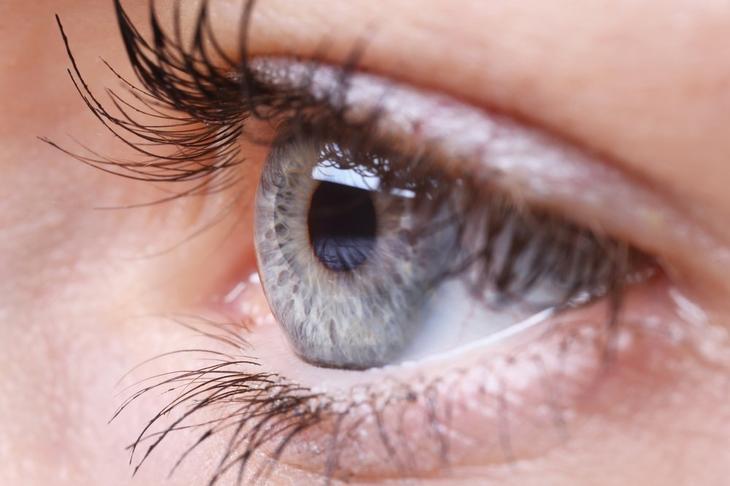 5. Увлажнение глаз