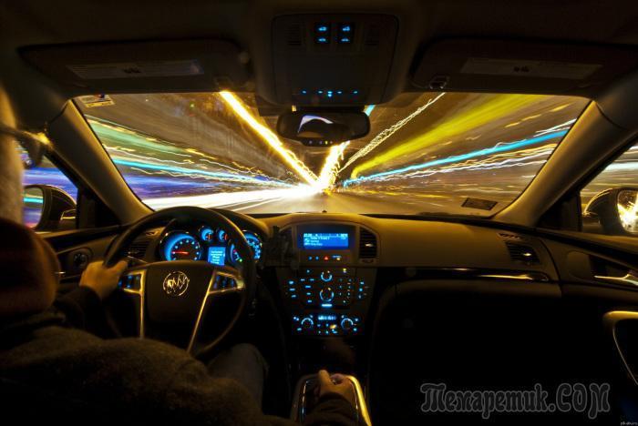 6 советов, как ездить в темноте, чтобы не попасть в передрягу