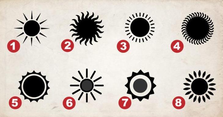 Выберите Солнце и узнаете, какую тайну хранит ваша личность