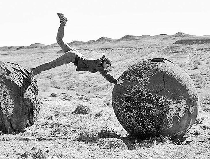 Каменные чудеса, или что такое конкреции бобовины, геология, земля, камни, конкреции, чудо