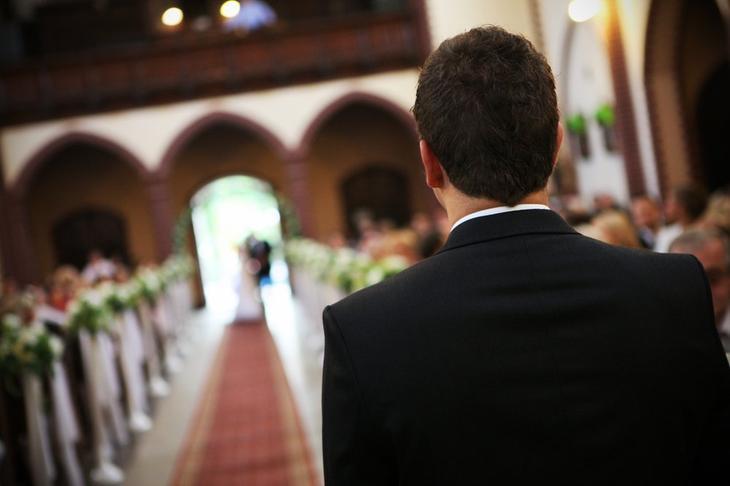11. Гамофобия: страх перед бракосочетанием