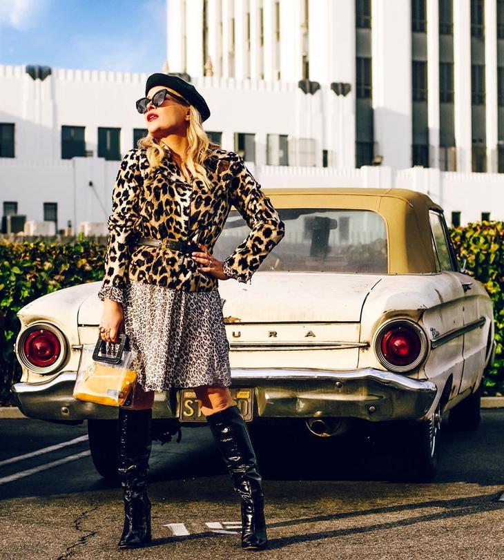 модные луки зимы 2020 для женщин 40-50 лет фото 4