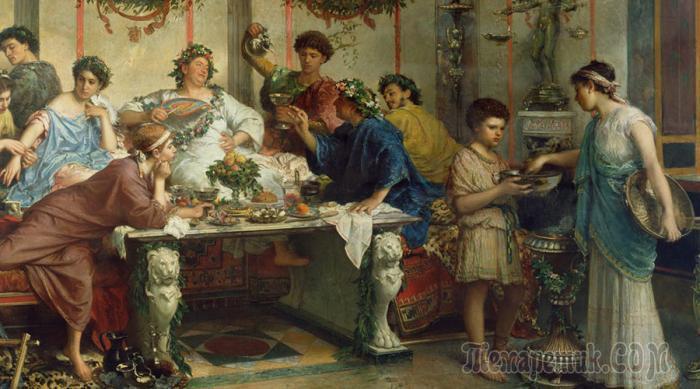 Правда о Древнем Риме, которую открыл мусор