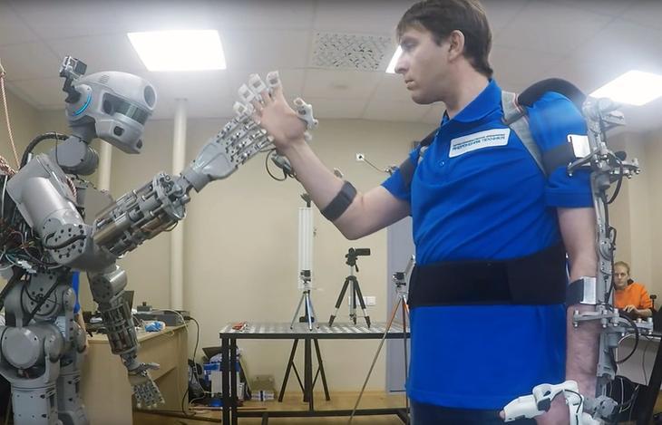 Прошлое, настоящее и будущее роботов 22