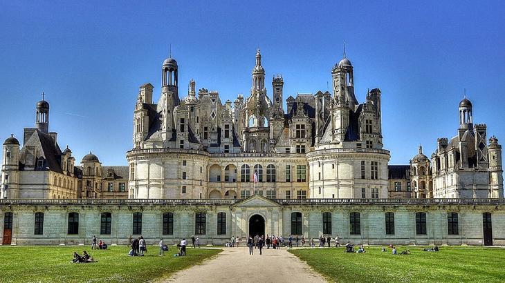 Королевская роскошь: самые ослепительные замки Луары