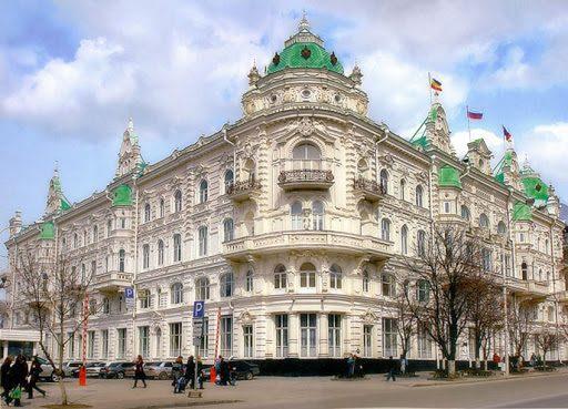 10 шедевров архитектуры Ростова-на-Дону