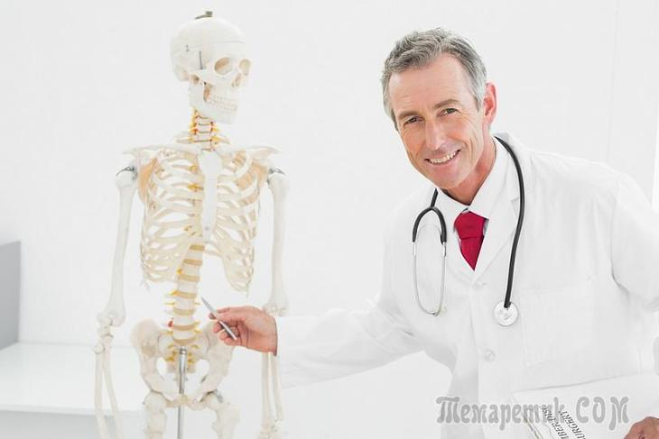 5 главных разрушителей костной ткани