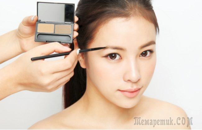 Карандашом для глаз можно Красить брови » Полезный блог обо всем