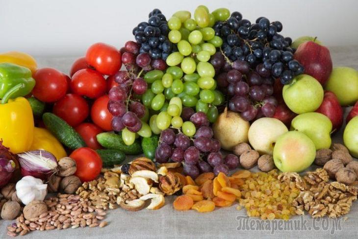 Какие продукты помогут повысить иммунитет человеку