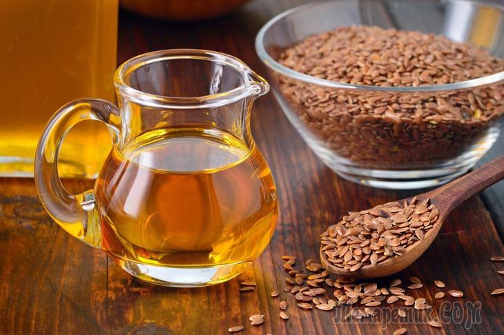 Можно ли пить льняное масло при панкреатите? Льняное масло при панкреатите