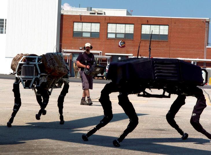 Прошлое, настоящее и будущее роботов 9