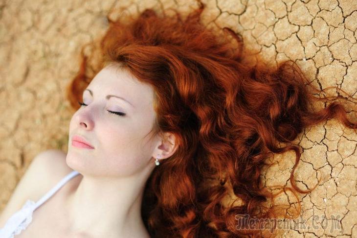 Маски из хны против выпадения волос