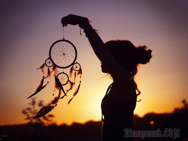 Ловец снов: как сделать своими руками в домашних условиях{q} Для чего нужен ловец снов