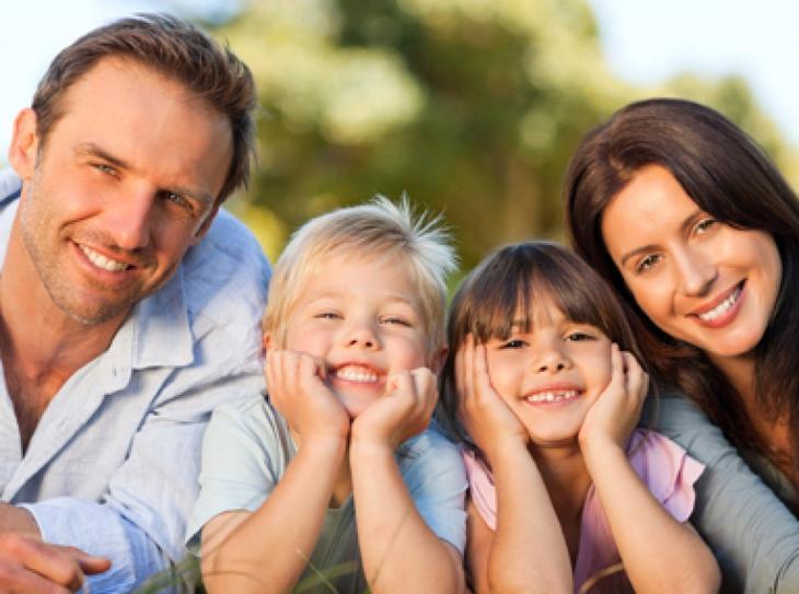 родители и дети в семье