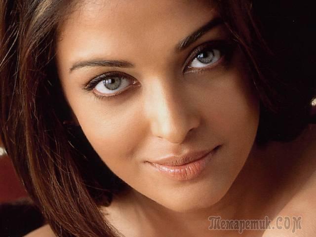 Самая красивая женщина в мире! ...Была когда-то Айшварья Рай (Aishwarya Rai)
