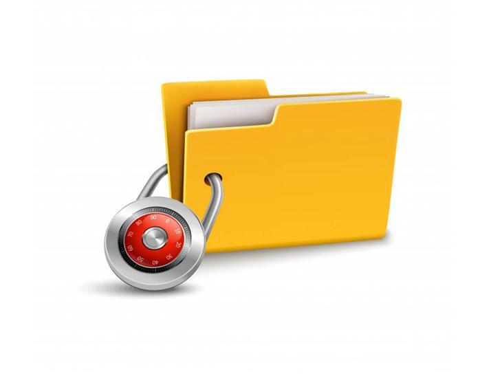пароль-на-папку