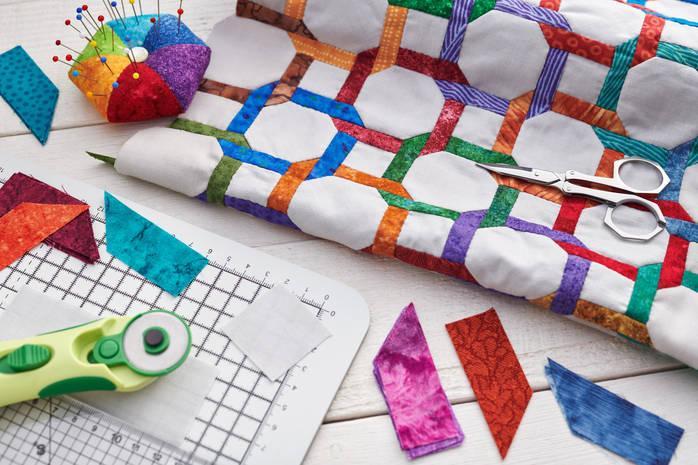 Азбука рукодельницы: что можно сшить из одного куска ткани