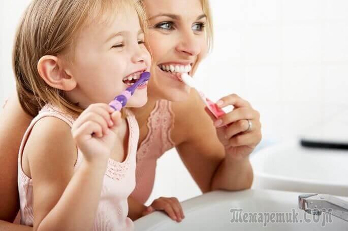 Как правильно ухаживать за зубами и что для этого необходимо