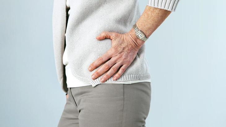 Тянущие боли в задней части бедра