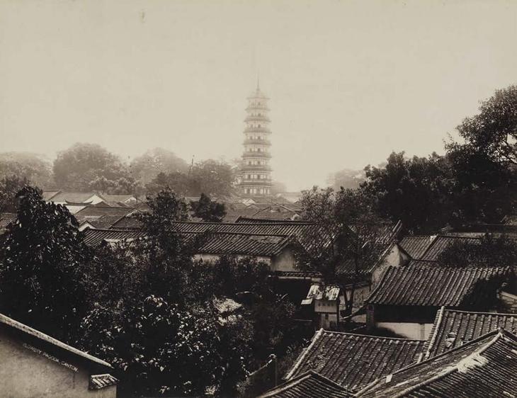 Редчайшие кадры Китая времён династии Цин: природа, люди, города безвозвратно ушедшей эпохи 14