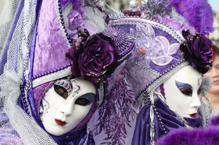 Venetsianskiy karnaval foto 18
