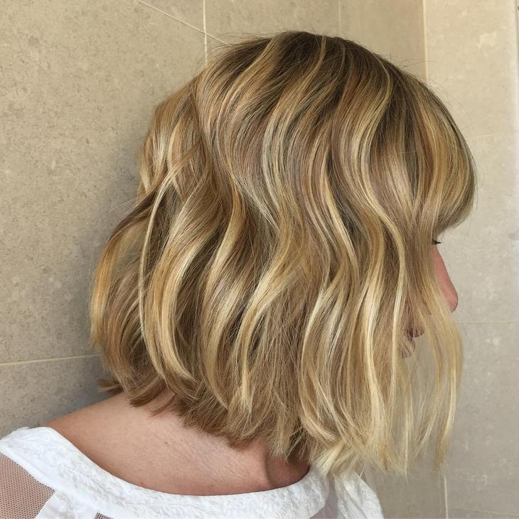 оттенки волос, популярные в 2019 фото 2