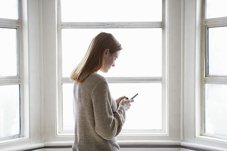 Использование смартфонов