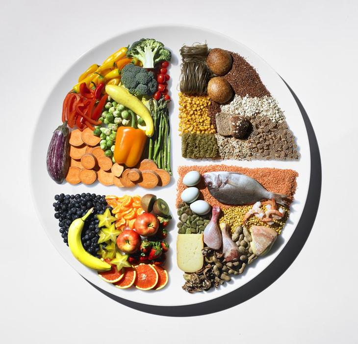 план питания, чтобы похудеть в животе