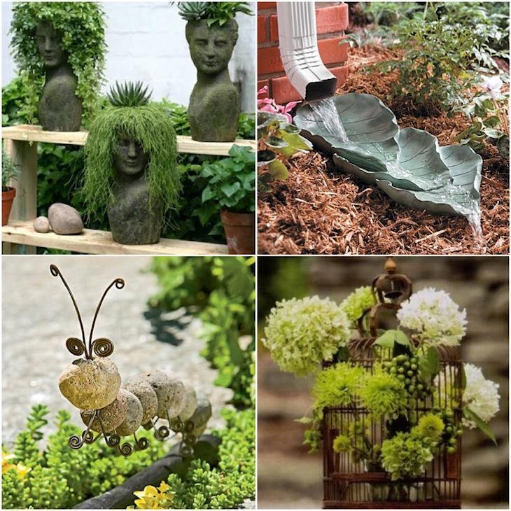 50 Удивительных идей для сада и дачи