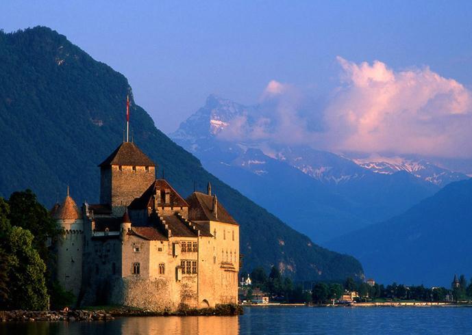 Что посмотреть в монтре, швейцария?