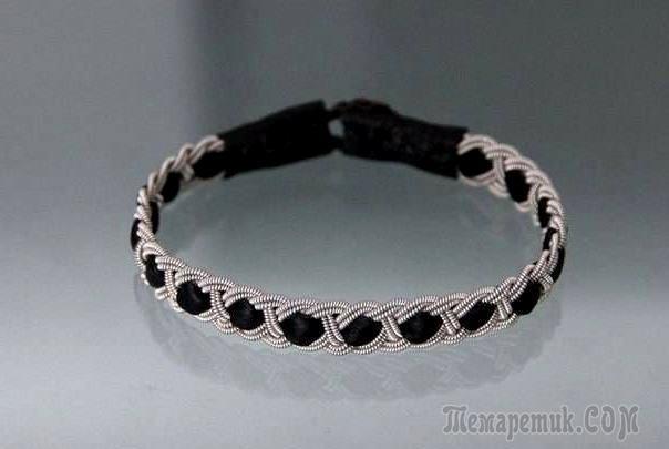 fullsize Макраме браслеты: схемы плетения и видео, с ниток как сплести своими руками, для начинающих с бусинами стиль