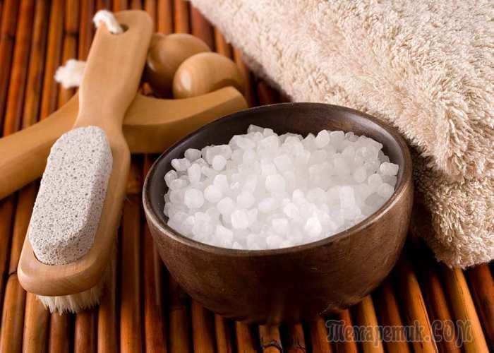 Польза и вред морской соли для ванны. Как принимать солевые ванны