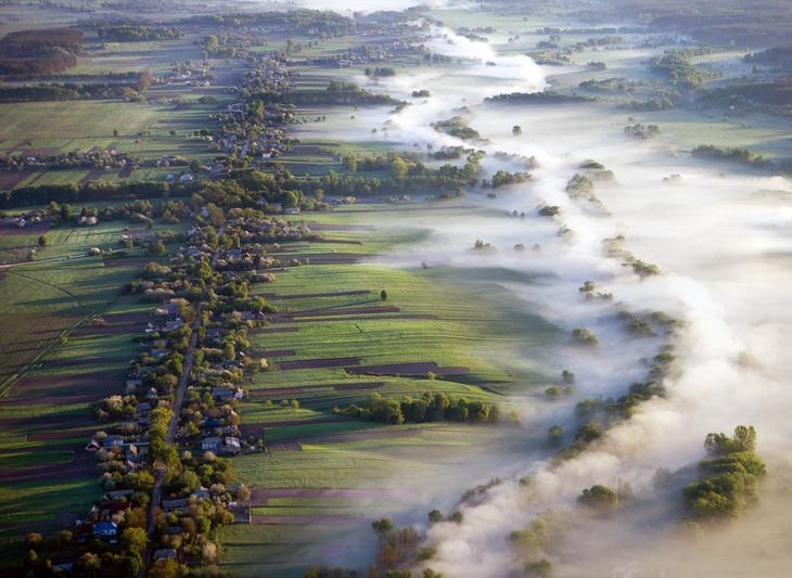 aerials55 55 аэрофотографий о том, что наша планета самая красивая