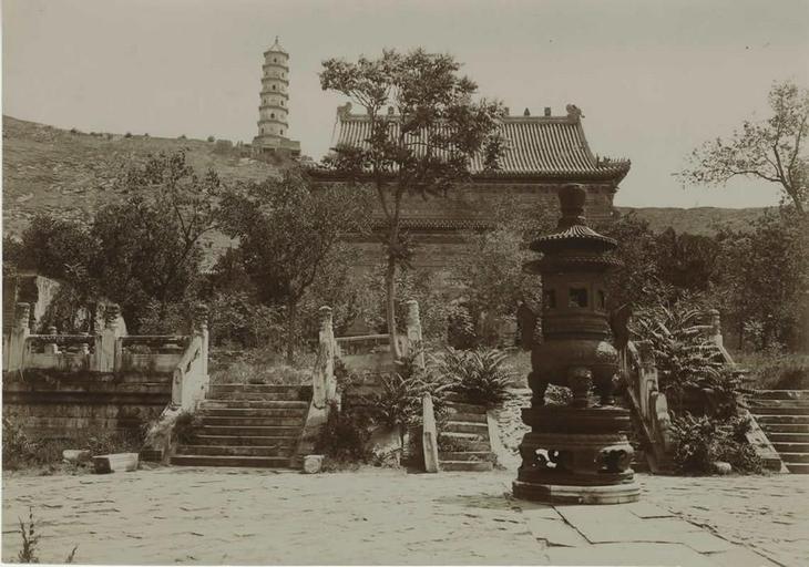 Редчайшие кадры Китая времён династии Цин: природа, люди, города безвозвратно ушедшей эпохи 29