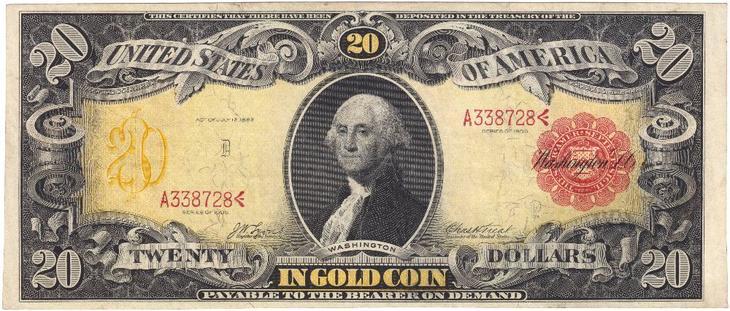 дизайн американских банкнот 13