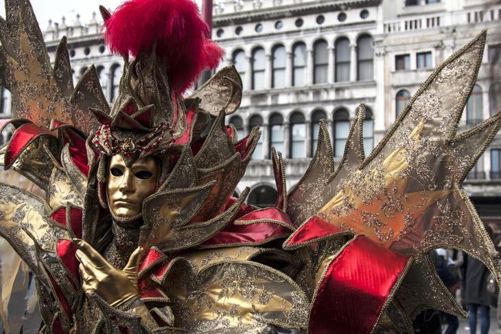 Venetsianskiy karnaval foto 2