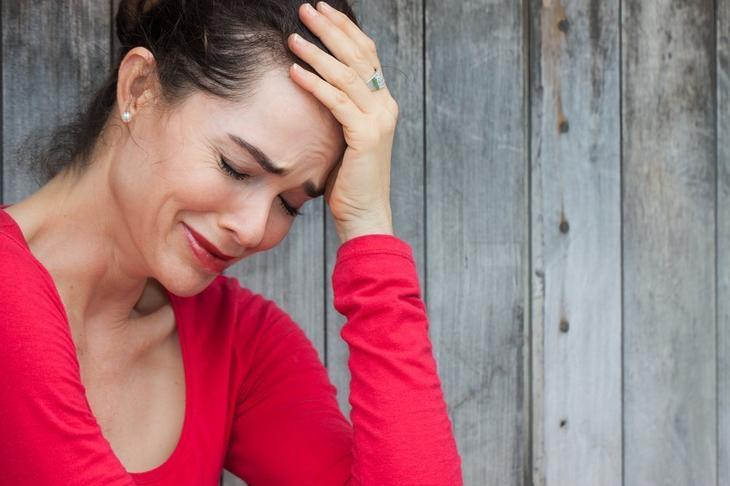 2. Плач уменьшает боль