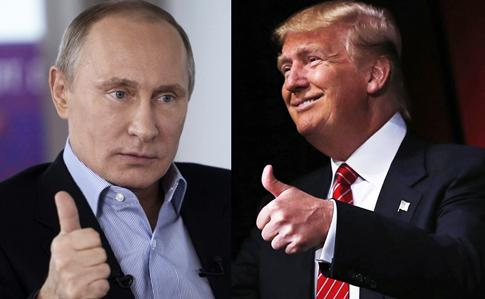 Путин позвонил Трампу с поблагодарностью