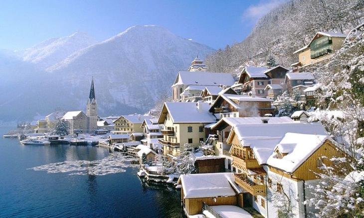 Удивительные места в Австрии