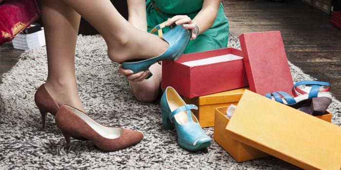 Покупать ботинки сонник