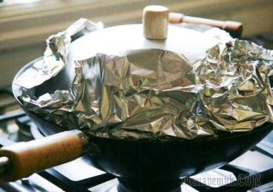 18 гениальных кулинарных лайфхаков с фольгой, которые стоят того, чтобы их повторить