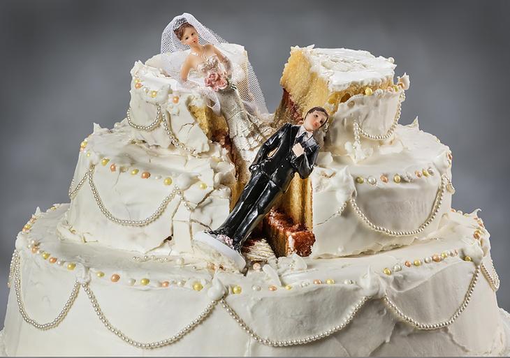 Как вести себя мужчине после развода