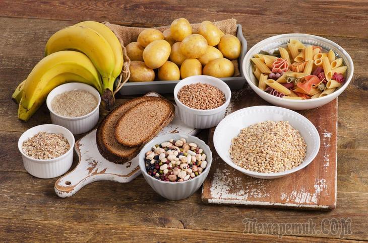 Сложные углеводы: польза сложных углеводов для похудения, список и норма потребления сложных углеводов в таблице, примеры меню и рецепты простых и вкусных блюд из сложных углеводов