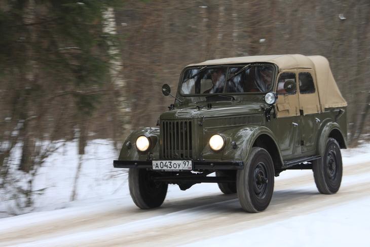 «Козел-труженик»: 11 удивительных фактов о ГАЗ-69