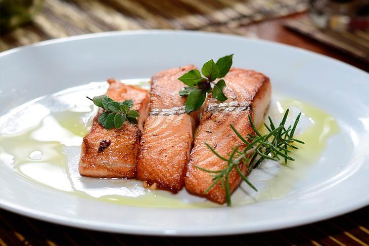 Продукт №4 — морская рыба